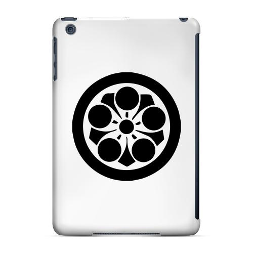 Geeks Designer Line (GDL) Slim Hard Case for Apple iPad Mini - Umebachi Kamon v.2