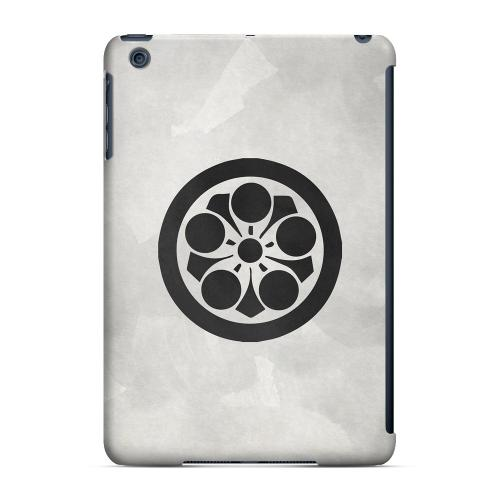 Geeks Designer Line (GDL) Slim Hard Case for Apple iPad Mini - Umebachi Kamon on Paper v.2