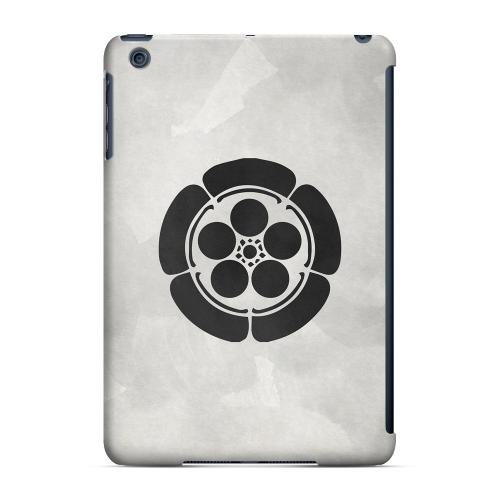 Geeks Designer Line (GDL) Slim Hard Case for Apple iPad Mini - Umebachi Kamon on Paper v.4