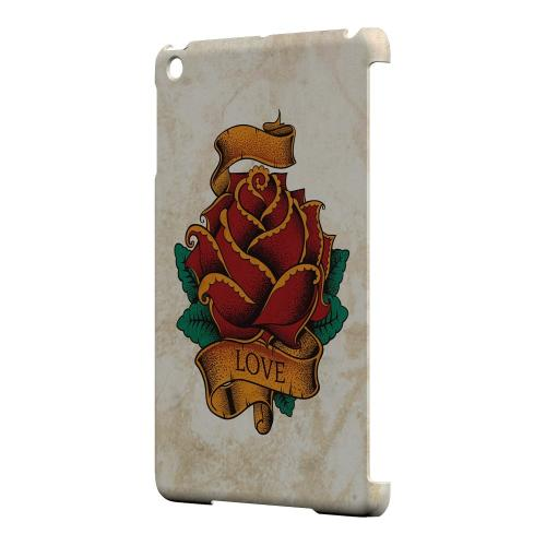 Geeks Designer Line (GDL) Slim Hard Case for Apple iPad Mini - Love Rose