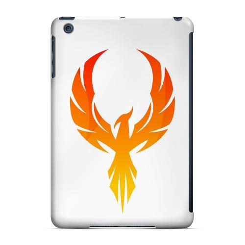 Geeks Designer Line (GDL) Slim Hard Case for Apple iPad Mini - Phoenix Flame