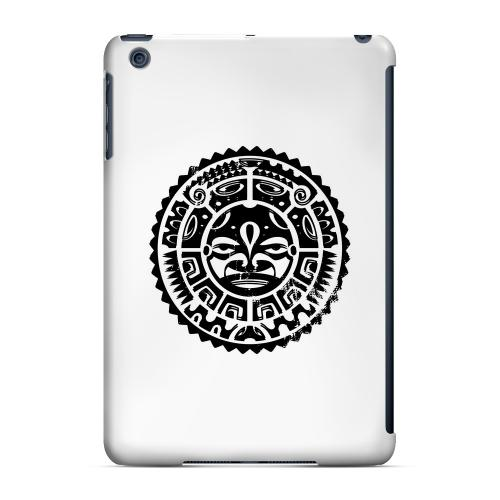 Geeks Designer Line (GDL) Slim Hard Case for Apple iPad Mini - Polynesian Face