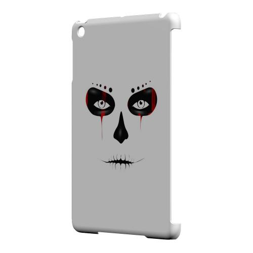 Geeks Designer Line (GDL) Slim Hard Case for Apple iPad Mini - Skull Face Blood