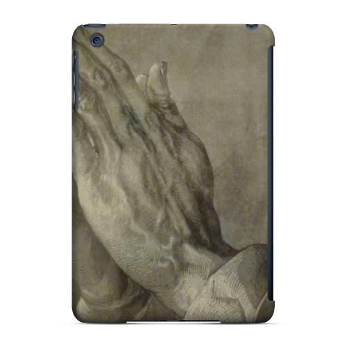 Geeks Designer Line (GDL) Slim Hard Case for Apple iPad Mini - Albrecht Durer Praying Hands