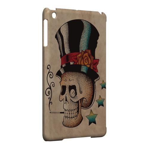 Geeks Designer Line (GDL) Slim Hard Case for Apple iPad Mini - Smoking Skull