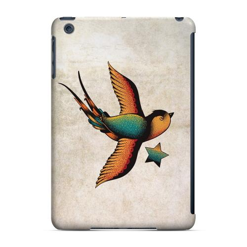Geeks Designer Line (GDL) Slim Hard Case for Apple iPad Mini - Swallow Star