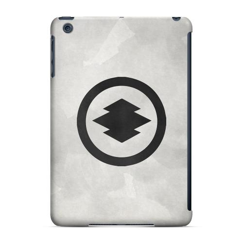 Geeks Designer Line (GDL) Slim Hard Case for Apple iPad Mini - Hishi Kamon on Paper v.2