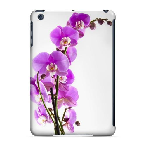 Geeks Designer Line (GDL) Slim Hard Case for Apple iPad Mini - Violet Orchid Rising