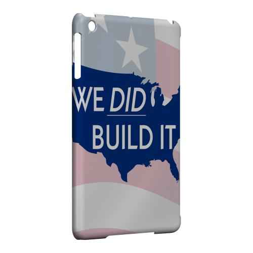 Geeks Designer Line (GDL) Slim Hard Case for Apple iPad Mini - We Did Build It