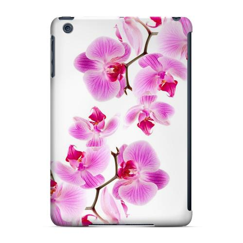 Geeks Designer Line (GDL) Slim Hard Case for Apple iPad Mini - Orchids Orchids