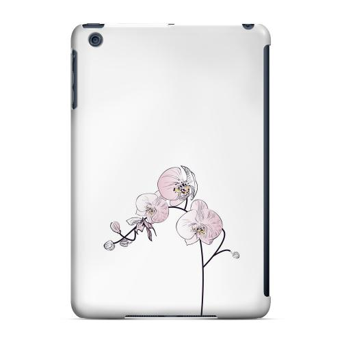 Geeks Designer Line (GDL) Slim Hard Case for Apple iPad Mini - Lonely Orchid