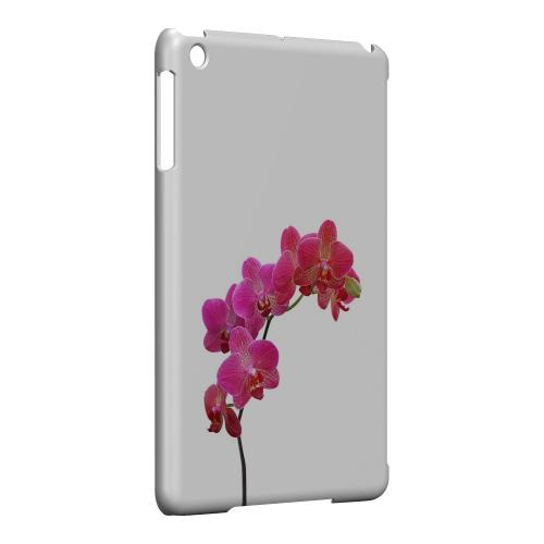 Geeks Designer Line (GDL) Slim Hard Case for Apple iPad Mini - Hot Pink Orchid Branch