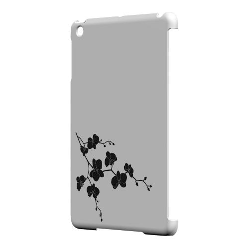 Geeks Designer Line (GDL) Slim Hard Case for Apple iPad Mini - Clean Solid Black Orchid Art