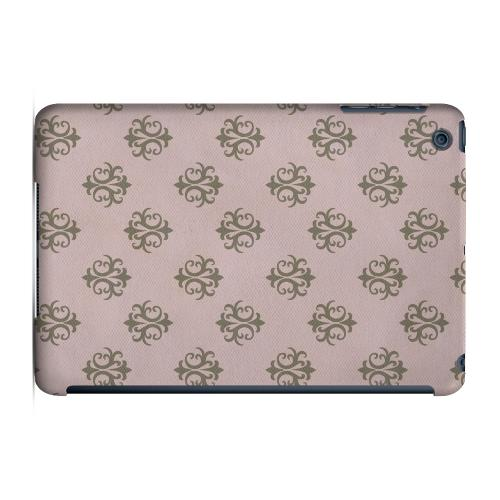 Geeks Designer Line (GDL) Slim Hard Case for Apple iPad Mini - Ornamental African Violet