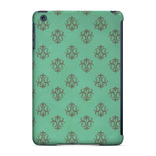 Geeks Designer Line (GDL) Slim Hard Case for Apple iPad Mini - Ornamental Emerald