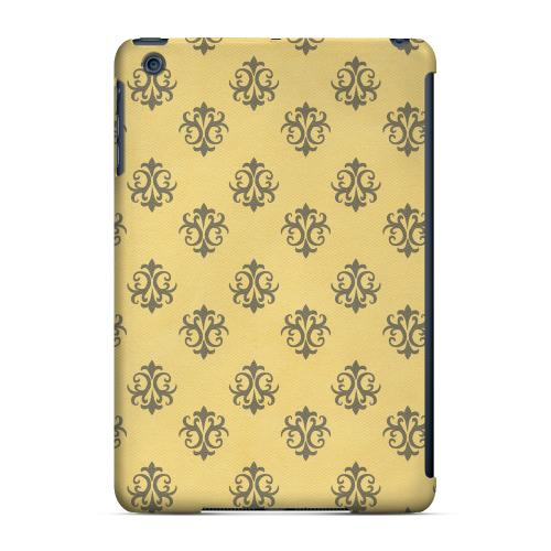 Geeks Designer Line (GDL) Slim Hard Case for Apple iPad Mini - Ornamental Lemon Zest