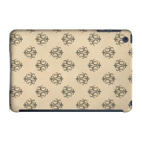 Geeks Designer Line (GDL) Slim Hard Case for Apple iPad Mini - Ornamental Linen