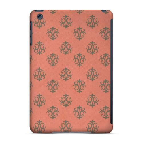 Geeks Designer Line (GDL) Slim Hard Case for Apple iPad Mini - Ornamental Poppy Red