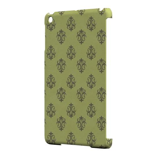 Geeks Designer Line (GDL) Slim Hard Case for Apple iPad Mini - Ornamental Tender Shoots