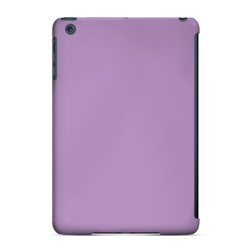 Geeks Designer Line (GDL) Slim Hard Case for Apple iPad Mini - S13 Pantone African Violet