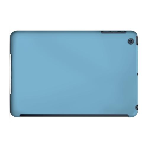 Geeks Designer Line (GDL) Slim Hard Case for Apple iPad Mini - S13 Pantone Dusk Blue