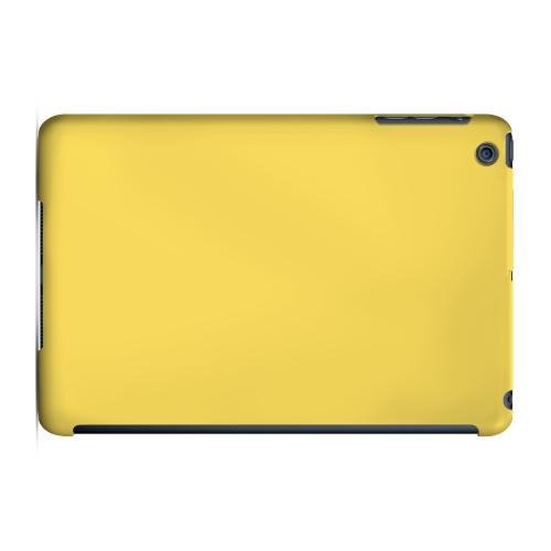 Geeks Designer Line (GDL) Slim Hard Case for Apple iPad Mini - S13 Pantone Lemon Zest