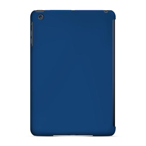 Geeks Designer Line (GDL) Slim Hard Case for Apple iPad Mini - S13 Pantone Monaco Blue