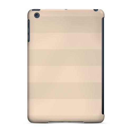 Geeks Designer Line (GDL) Slim Hard Case for Apple iPad Mini - Stripes Linen