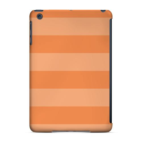 Geeks Designer Line (GDL) Slim Hard Case for Apple iPad Mini - Stripes Nectarine