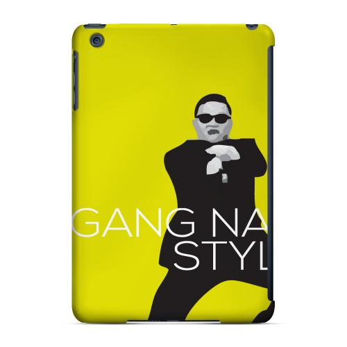 Geeks Designer Line (GDL) Slim Hard Case for Apple iPad Mini - Yellow Gangnam Style