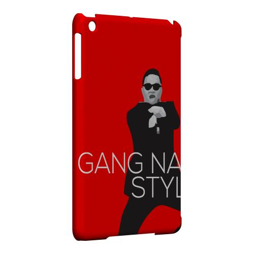 Geeks Designer Line (GDL) Slim Hard Case for Apple iPad Mini - Red Gangnam Style
