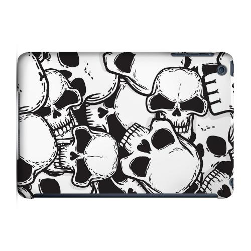 Geeks Designer Line (GDL) Slim Hard Case for Apple iPad Mini - Doom Skulls