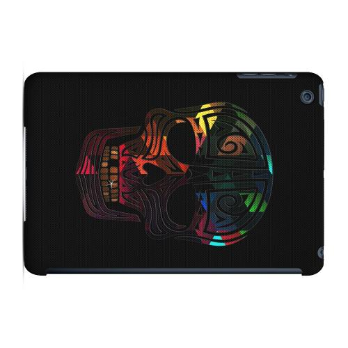 Geeks Designer Line (GDL) Slim Hard Case for Apple iPad Mini - Rapero Muerto Geometric Color on Mesh