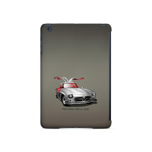 Classic Benz 300 Fade - Geeks Designer Line Auto Series Hard Case for Apple iPad Mini