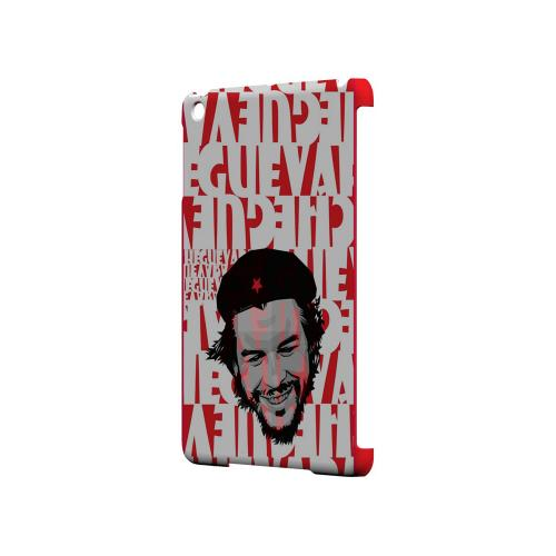 Che Guevara Happy Revolutionary on Red - Geeks Designer Line Revolutionary Series Hard Case for Apple iPad Mini