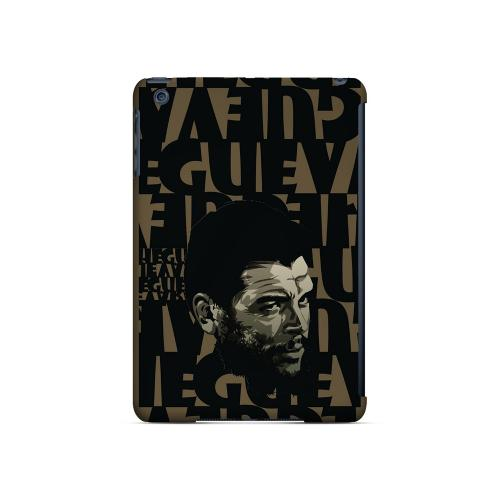 Che Guevara Serious Man on Brown - Geeks Designer Line Revolutionary Series Hard Case for Apple iPad Mini