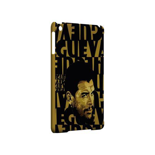 Che Guevara Serious Man on Gold - Geeks Designer Line Revolutionary Series Hard Case for Apple iPad Mini