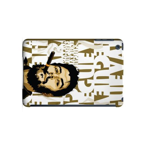 Che Guevara Smoke White Letters - Geeks Designer Line Revolutionary Series Hard Case for Apple iPad Mini