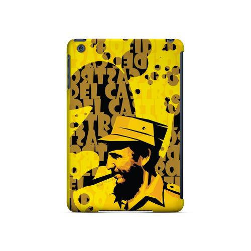 Yellow Fidelity - Geeks Designer Line Revolutionary Series Hard Case for Apple iPad Mini