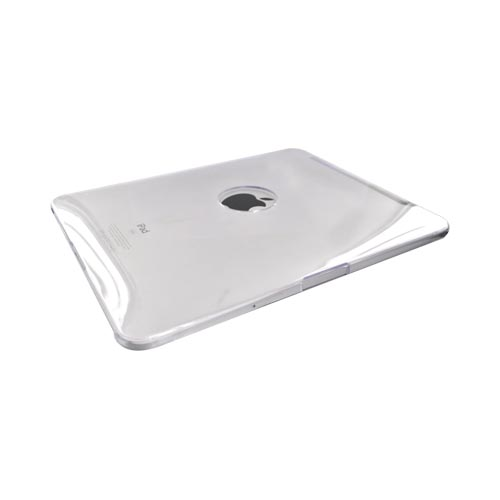 Apple iPad (1st Gen) 1st Hard Back Cover Case - Transparent Clear