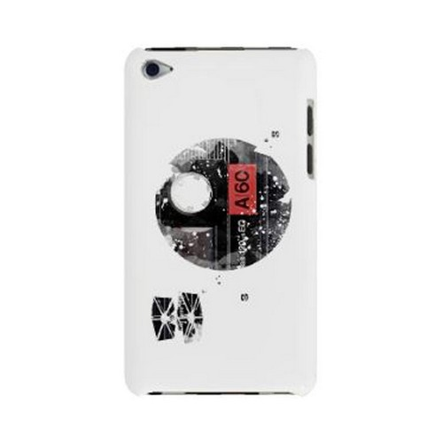 Geeks Designer Line (GDL) Retro Series Apple iPod Touch 4 Slim Hard Back Cover - Bad Guys Planet