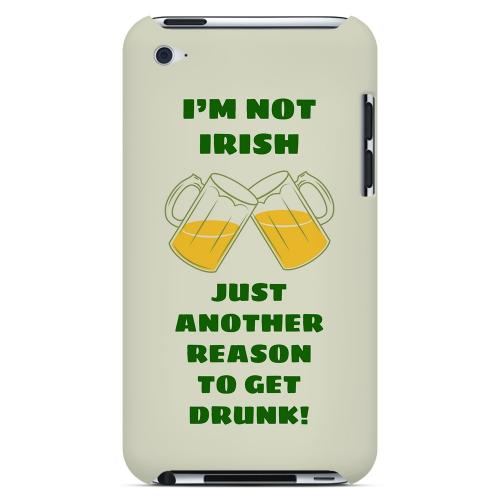 Another Reason - Geeks Designer Line Holiday Series Hard Case for Apple iPod Touch 4