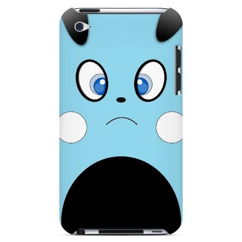 Puppichu - Geeks Designer Line Toon Series Hard Case for Apple iPod Touch 4