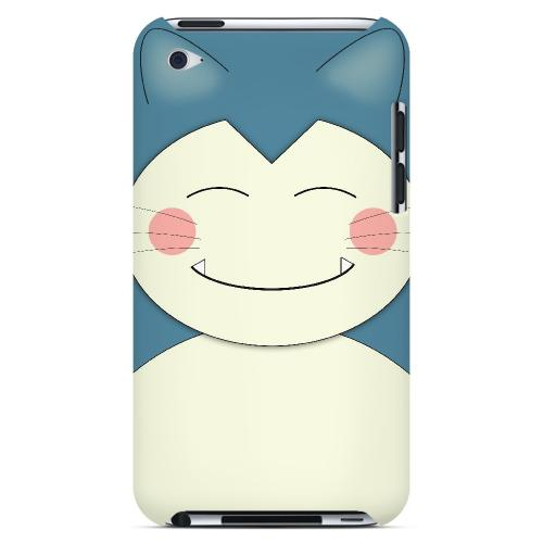 Sleepycat - Geeks Designer Line Toon Series Hard Case for Apple iPod Touch 4