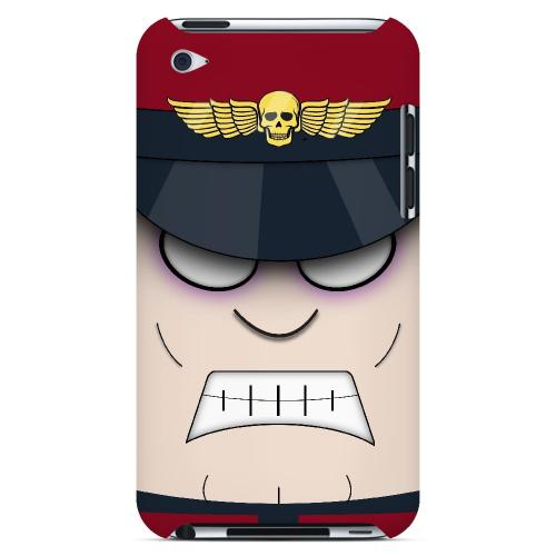 M. Trison - Geeks Designer Line Toon Series Hard Case for Apple iPod Touch 4