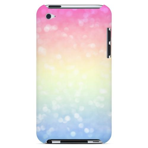 Pale Prismatic - Geeks Designer Line Ombre Series Hard Case for Apple iPod Touch 4