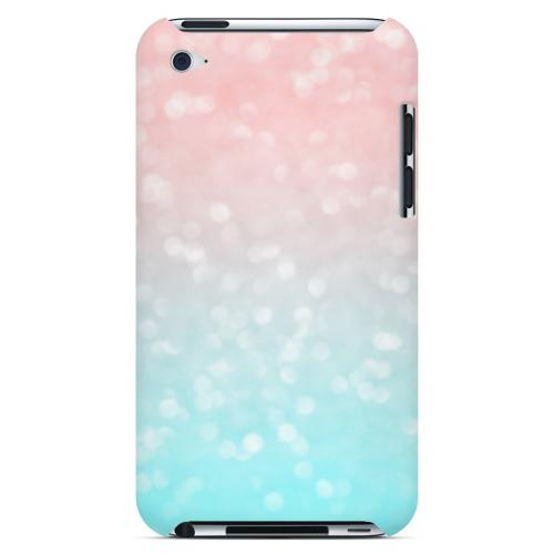Light Whimsy - Geeks Designer Line Ombre Series Hard Case for Apple iPod Touch 4