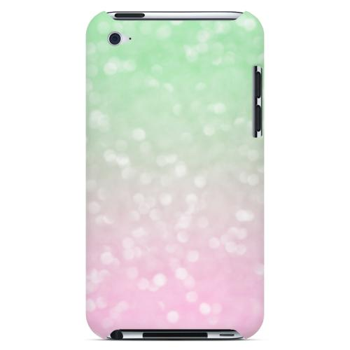 Pastel Stop 'n Go - Geeks Designer Line Ombre Series Hard Case for Apple iPod Touch 4