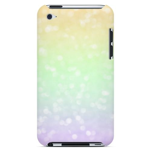 Flavor Ade - Geeks Designer Line Ombre Series Hard Case for Apple iPod Touch 4