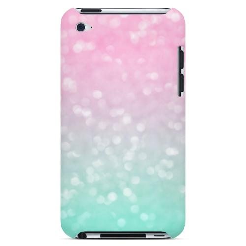 Cherry Blossom Scream - Geeks Designer Line Ombre Series Hard Case for Apple iPod Touch 4